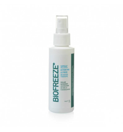 Spray Biofreeze