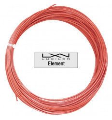 Cordage test Luxilon Element 12m
