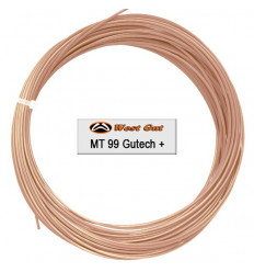 Cordage test West Gut MT 99 Gutech +12m