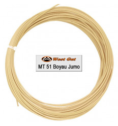 Cordage test West Gut MT 51 / MT 31 Boyau Jumo 12m
