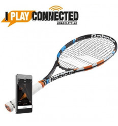 raquette tennis connectee babolat pure drive play
