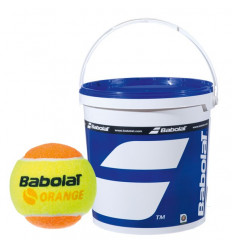 Baril 36 balles Babolat Mini Orange