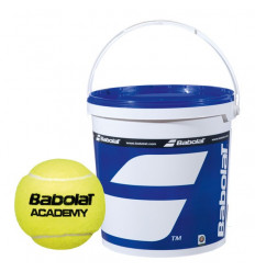 Pack 72 balles Babolat Academy
