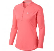 Tee-shirt NikeCourt Pure Top Wmn. (rose)