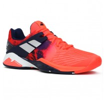 Babolat Propulse Fury All Court (orange fluo-violet)