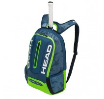 Head Tour Team Sac à dos Backpack 2018 (bleu-vert)