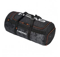 Sac de tennis Head Tour Team Sport Bag (noir-gris-orange)