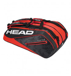Head Tour Team Thermobag 12R Monstercombi 2018 (rouge-noir)