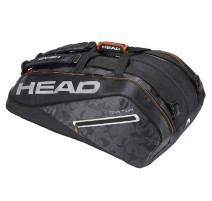 Head Tour Team Thermobag 12R Monstercombi 2018 (noir-gris-orange)