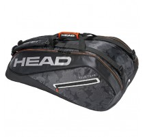 Head Tour Team Thermobag 9R Supercombi 2018 (noir-gris-orange)