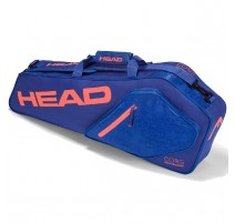 Sac de tennis Head Core Thermobag 3R Pro 2018 (bleu-orange)