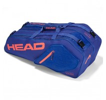 Sac de tennis Head Core Thermobag 6R Combi 2018 (bleu-orange)