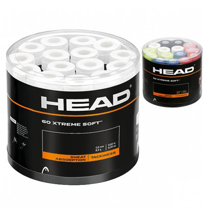 Surgrips Head Xtreme Soft x60