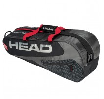 Thermobag head 6 Elite noir rouge