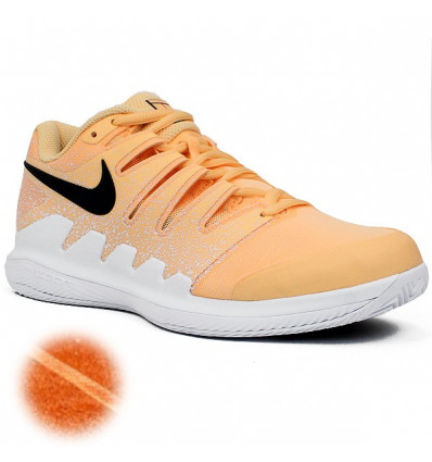 low priced 1ae45 851c1 Chaussures de tennis femme terre battue Nike Zoom Vapor 10