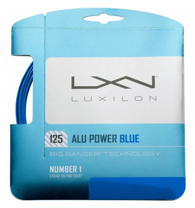 Luxilon Alu Power Bleu Big Banger