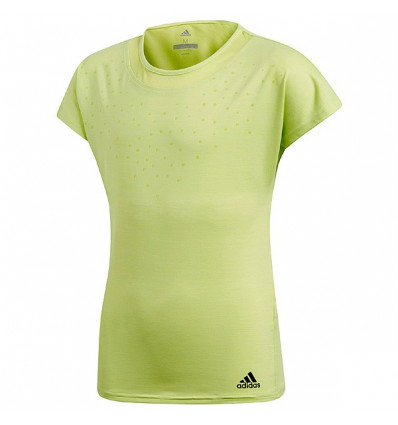Tee-shirt Adidas Dotty junior (jaune)