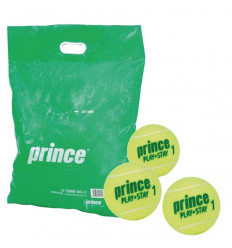 Sachet 12 balles Prince Stage 1 Green