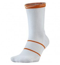 Chaussettes x1 tennis NikeCourt Essential (blanc-orange)