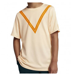 Tee-shirt RF Court Dry Jr. US Open (orange clair-orange)