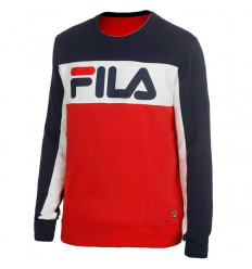 Sweat Fila Randy (bleu marine-blanc-rouge)