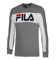 Sweat Fila Randy (gris-blanc)