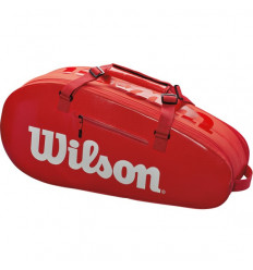 Super Tour 6 Thermobag Red
