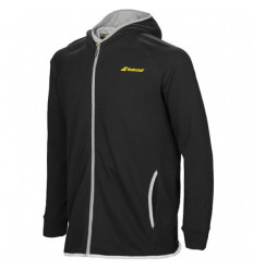 Sweat capuche junior Babolat Core (noir)