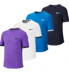 Tee-shirt tennis Nike Court Dry Junior