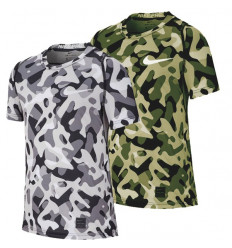 Tee-shirt Nikepro junior Camouflage