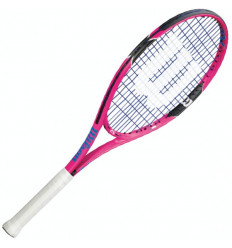 Raquette tennis fille rose 25