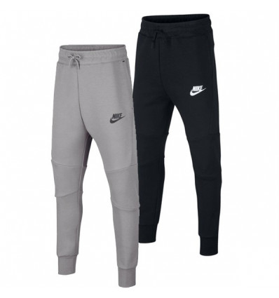 fashion popular stores great quality Pantalon de survêtement junior Nike Tech Fleece - Noir ou gris
