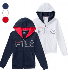 Sweat capuche junior Fila