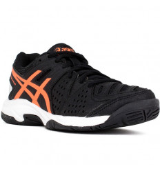 Tennis Asics Gel Padel junior (noir-orange)