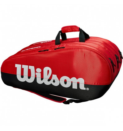 Sac tennis Wilson Thermo 15 rouge