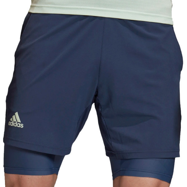 Adidas 2 in 1 Zverev Australian Open 2020 Short