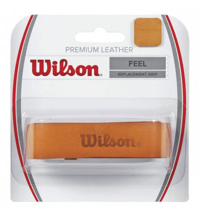 Grip cuir Premium Leather Wilson