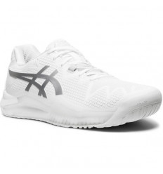 Asics Gel Resolution 8 blanc