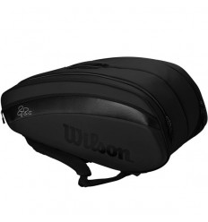 Thermobag 12 Wilson DNA Roger Federer noir