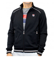 Veste tennis Fila Joe noir