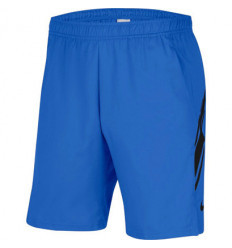 Short tennis Nike bleu