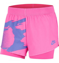 Short tennis femme Nike Court Slam US Open
