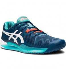 Asics Gel Resolution 8 bleu