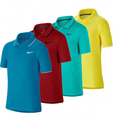 Polo tennis enfant Nike Court Team