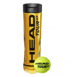 Tube 4 balles Head Tour XT