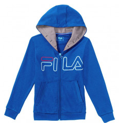 Sweat Fila junior bleu