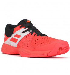 Babolat Pulsion Junior rouge fluo