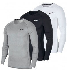Tee-shirt sous-couche NikePro homme
