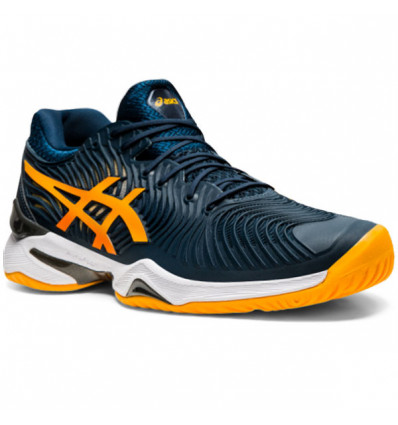 Asics Court FF 2 marine orange