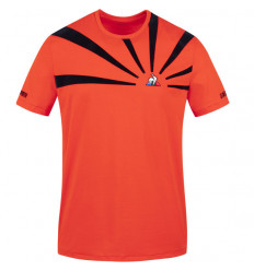 Tee-shirt Tennis Le Coq Sportif N2 orange